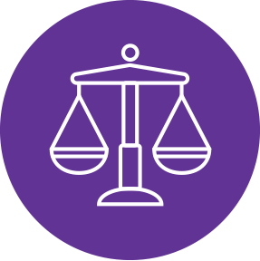 scale icon representing Casey's Law link