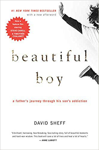 Book cover Beautiful Boy by David Sheff