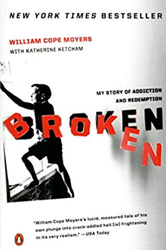 Book cover of Broken by William Cope Moyers