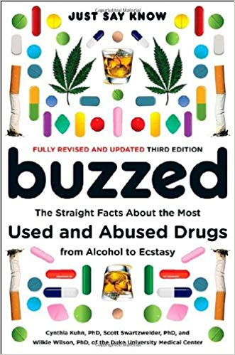 Book cover of Buzzed by Cynthia Kuhn, Scott Swartzwelder, and Wilkie Wilson