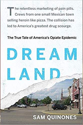 Book cover of Dreamland by Sam Quinones